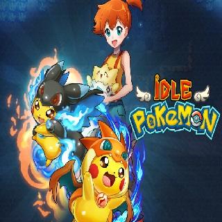 Idle Pokémon Igra